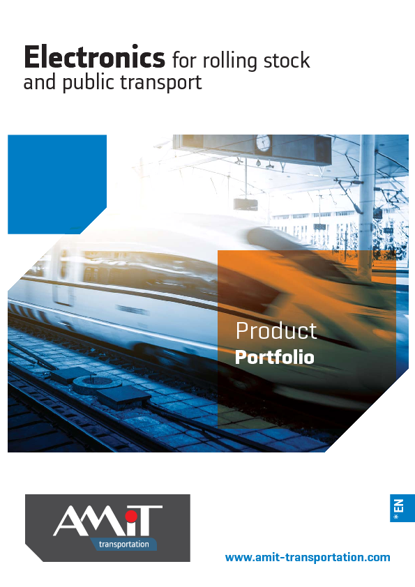 AMiT – product portfolio –  English