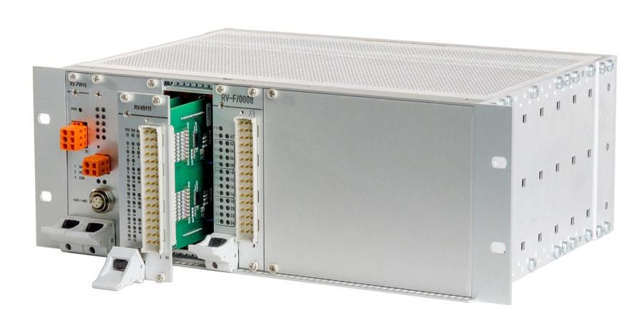 RAVA - Subrack Control System