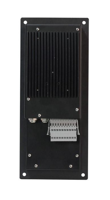RRAM-MCT/E2 - zadní pohled